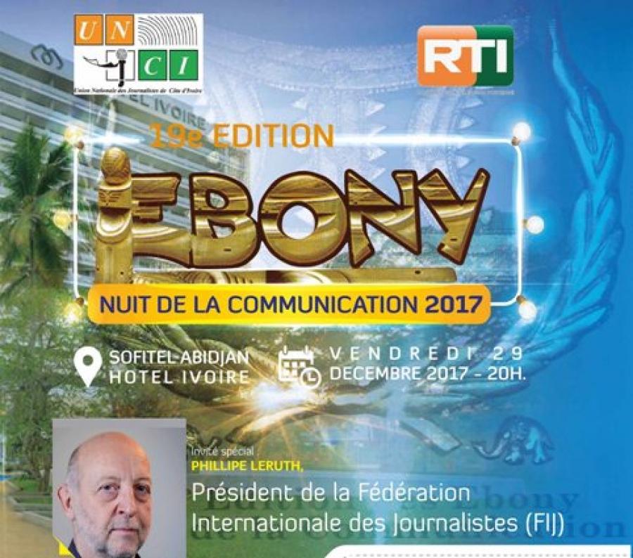 Côte d'Ivoire : Le meilleur journaliste connu ce vendredi