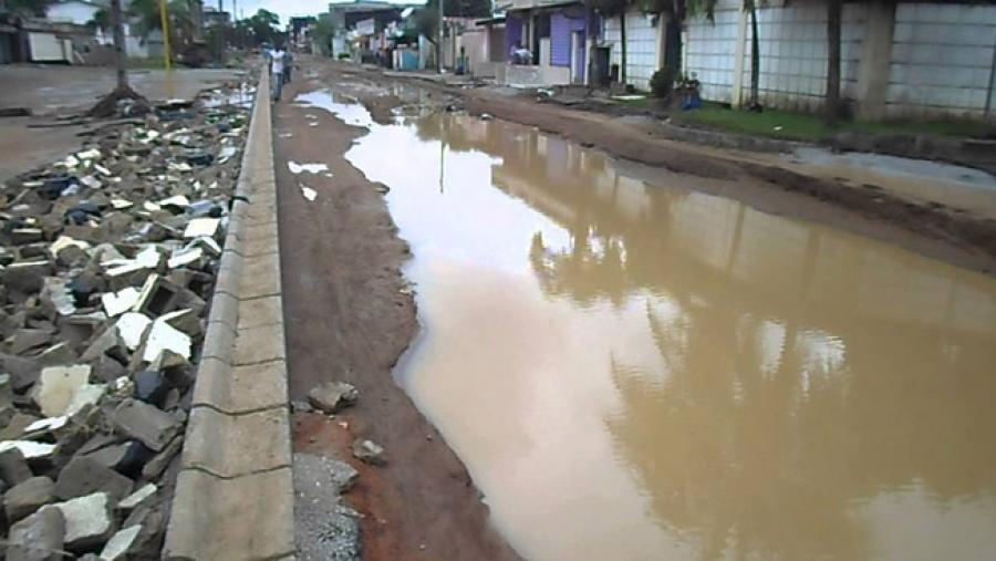 La rue ministre u00e0 la Riviera-Palmerais u00e0 Abidjan Cocody