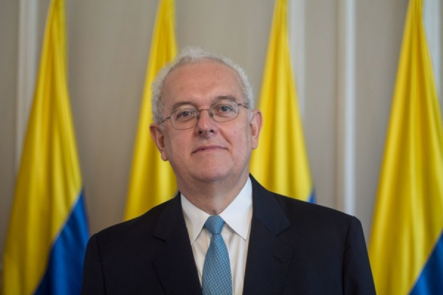 Josu00e9 Antonio Ocampo est membre du conseil d'administration de la banque centrale de Colombie, professeur u00e0 l'Universitu00e9 de Columbia et pru00e9sident de la Commission indu00e9pendante pour la ru00e9forme de la fiscalitu00e9 internationale des entreprises (ICRICT)