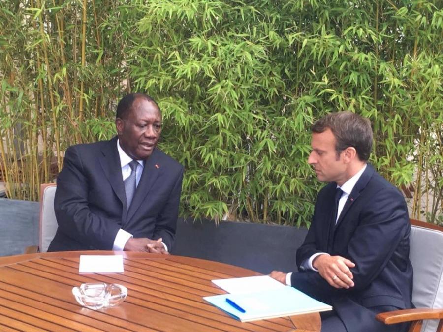 Côte d'Ivoire/Alassane Ouattara souligne l'attractivité du Franc CFA