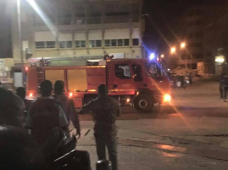 Lourd bilan de l'attaque terroriste de Ouagadougou — Burkina Faso