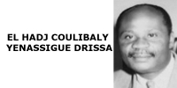 EL HADJ COULIBALY YENASSIGUE DRISSA