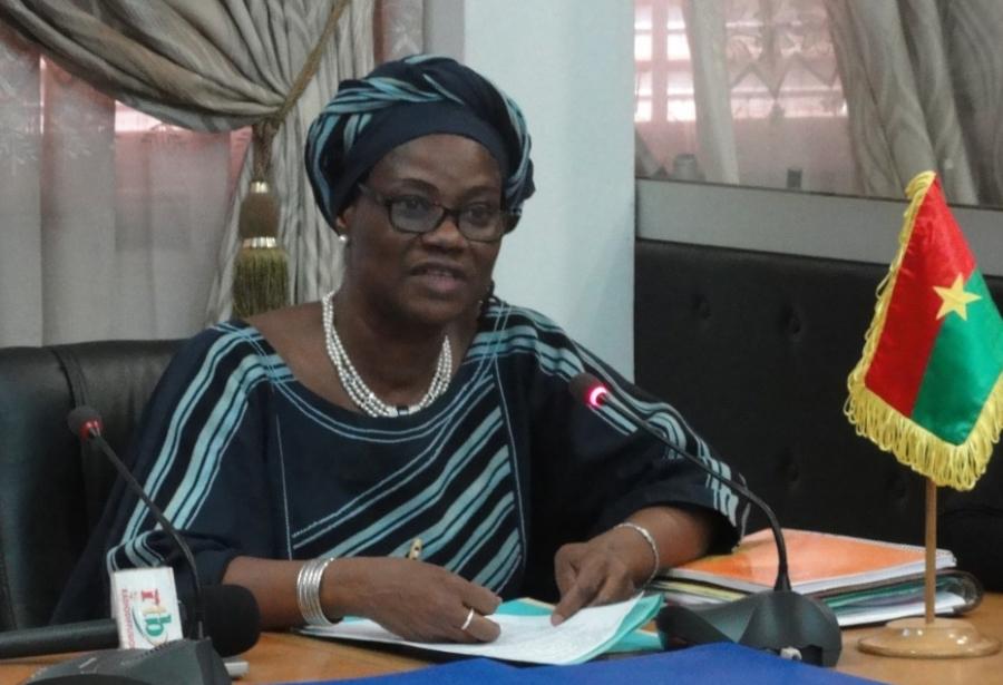 Selon Rosine Coulibaly, la contribution du secteur agro-sylvo-pastoral u00e0 la richesse nationale est encore tru00e8s faible