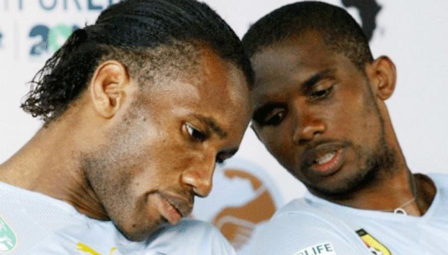 Drogba et Eto'o occuperont des fonctions officielles à la CAF