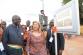 Bouaké: La première dame inaugure une av...
