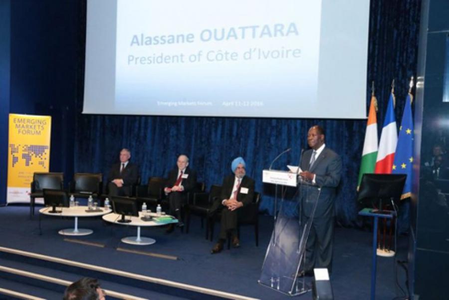 Un forum pour changer l'Afrique — Côte d'Ivoire
