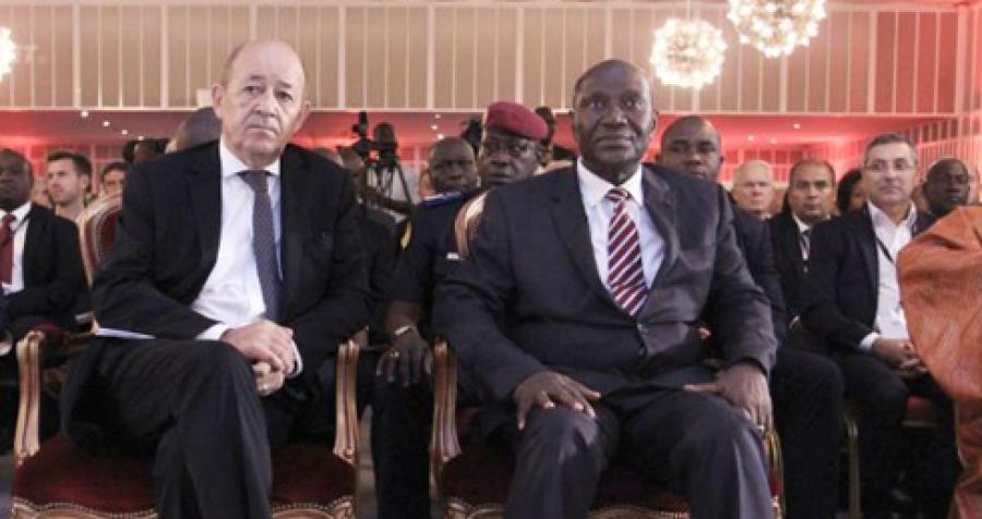 Ouverture des Rencontres Africa 2017 à Abidjan — Côte d'Ivoire