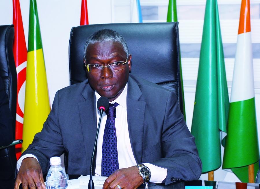 Installation de la première Cour des comptes de Côte d'Ivoire