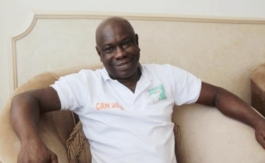 Youssouf Falikou Fofana, ancienne gloire de Cu00f4te du2019Ivoire.
