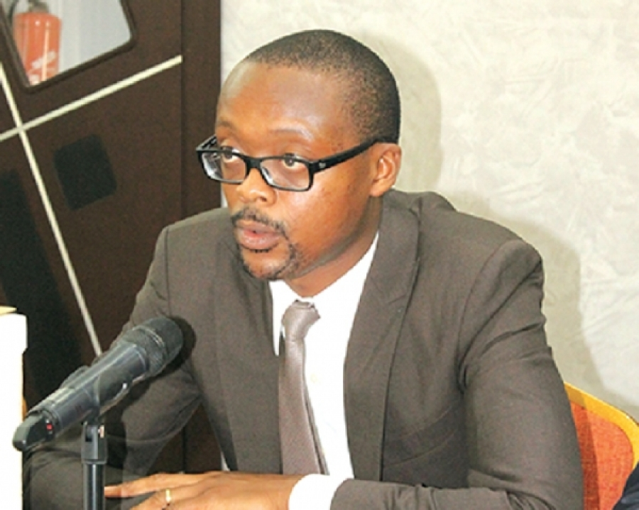 Ahmadou Bakayoko, ancien Directeur gu00e9nu00e9ral de la RTI