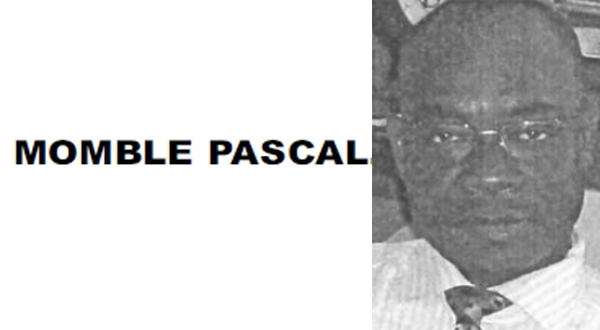 In memoriam: MOMBLE PASCAL