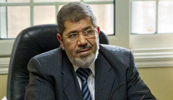 Mohamed Morsi, Pru00e9sident de l'u00c9gypte