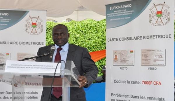 La Carte Consulaire Ivoirienne