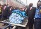 Papa Wemba: Sa dépouille mortelle est ar...