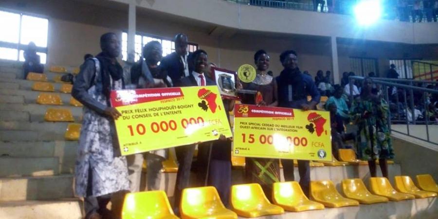 FESPACO 2019 : un film ivoirien remporte deux prix spéciaux