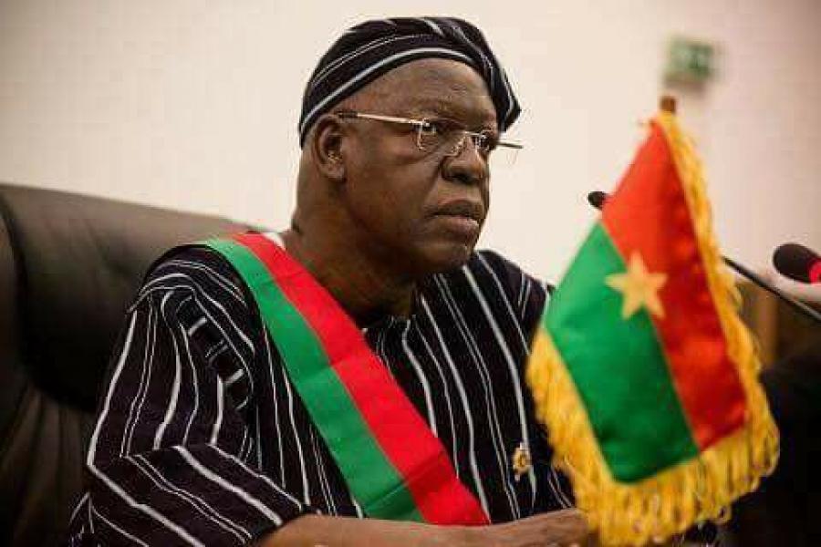 Burkina : décès du président de l'Assemblée nationale