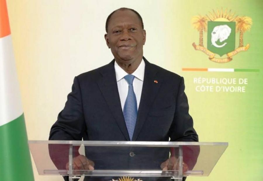 Alassane Ouattara s'exprime à propos des enlèvements de mineurs — Côte d'Ivoire
