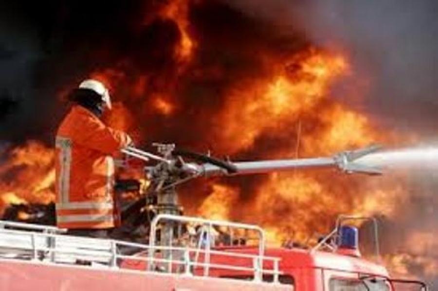Côte d'Ivoire / Le grand marché d'Abobo ravagé par un incendie
