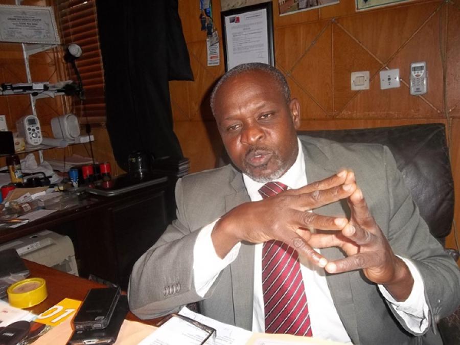 Chambre nationale des huissiers de justice : léquipe dirigeante