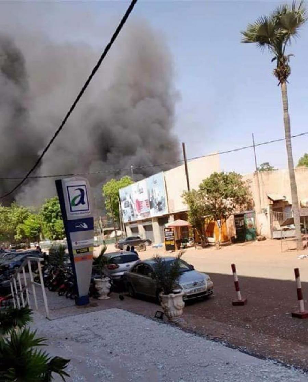 Le groupe djihadiste GSIM revendique les attaques de Ouagadougou — Burkina Faso