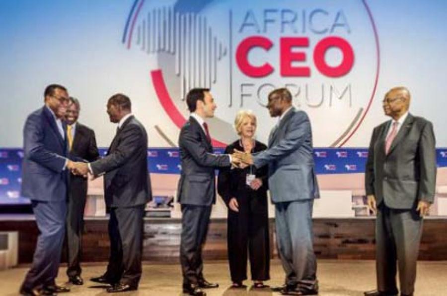 Mondial 2018 : George Weah mise beaucoup sur le Nigeria