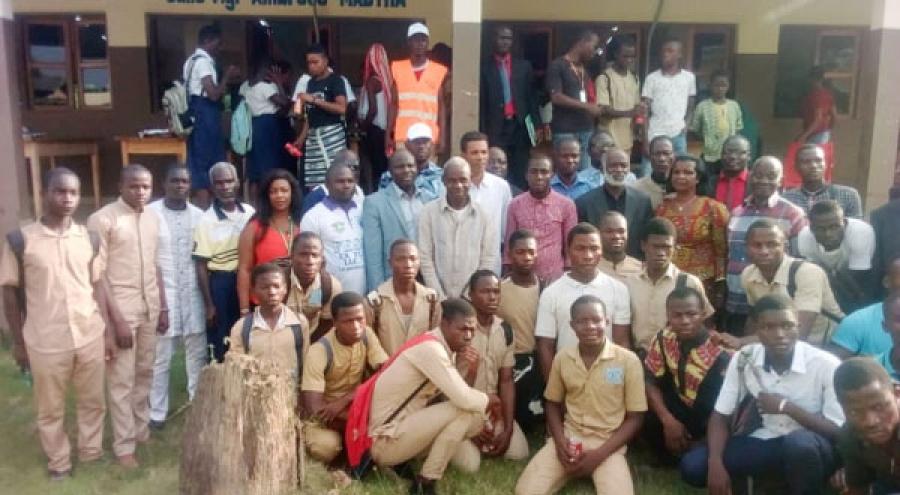 Les acteurs du systu00e8me u00e9ducatif du Guemon ont tous condamnu00e9 la violence en milieu scolaire.