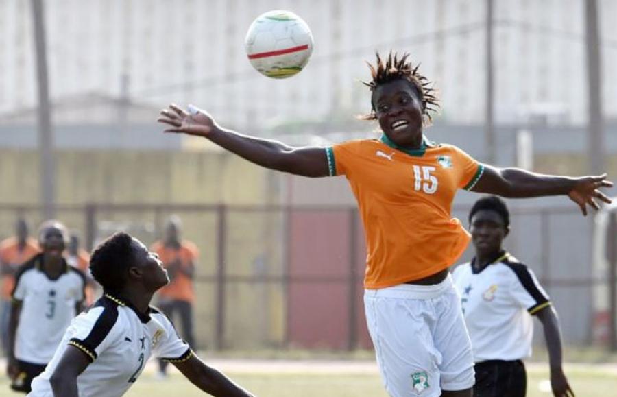 Le Ghana remporte la première édition de la coupe UFOA Dames