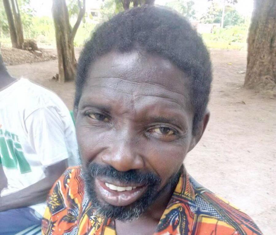 Bu00e9da Bu00e9da Thu00e9ophile, ancien joueur ivoirien.