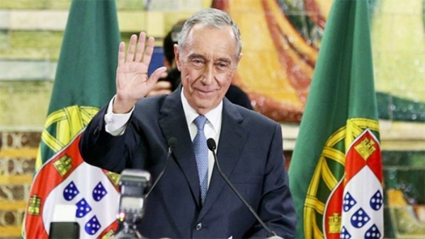 Université FHB de Cocody: SEM Marcelo Rebelo de Sousa fait docteur honoris causa.