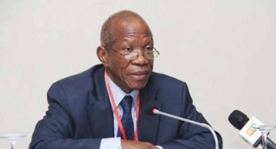 Patrice Kouamu00e9, Secru00e9taire exu00e9cutif du Conseil de lu2019Entente.
