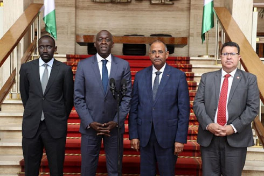 La Banque mondiale annonce une enveloppe d'un milliard de dollars — Côte d'Ivoire