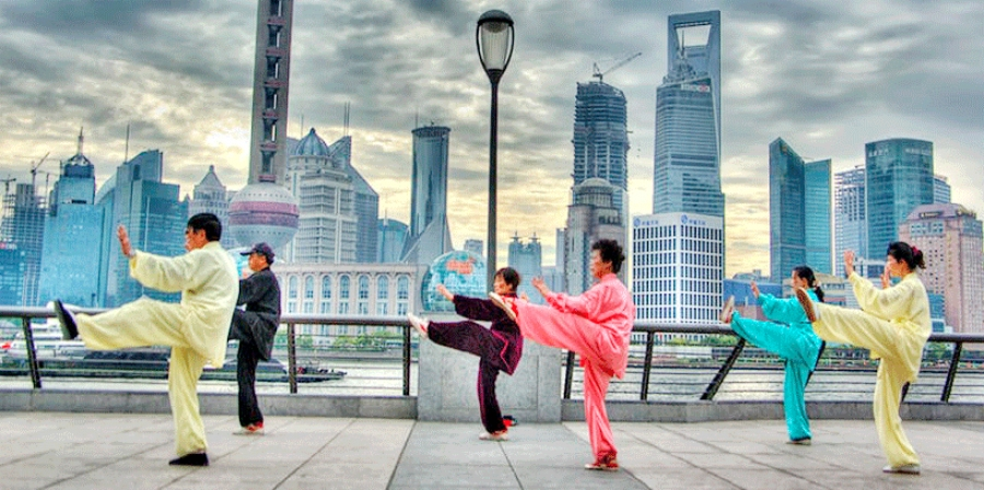 La Chine a assis sa puissance u00e9conomique sans heurter son attachement aux valeurs et u00e0 la culture.