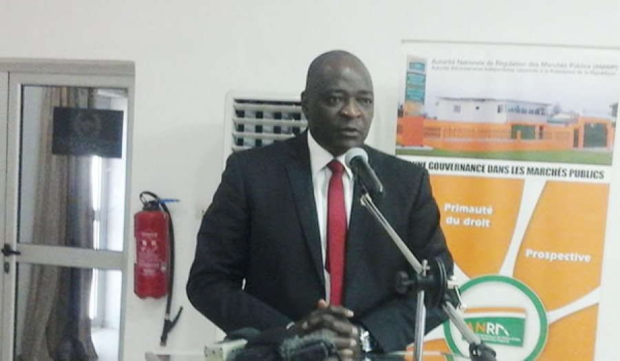Coulibaly Non Karna, conseiller spu00e9cial du Premier ministre.