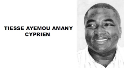 In memoriam: TIESSE AYEMOU AMANY CYPRIEN, Journaliste à Fraternité Matin