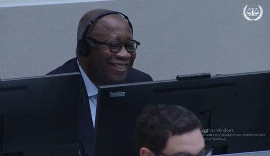 L'ex-pru00e9sident Laurent Gbagbo aquittu00e9 par la CPI.
