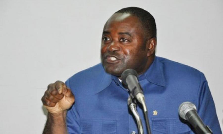 Gnamien Konan, le pru00e9sident du parti ''La nouvelle Cu00f4te d'Ivoire''