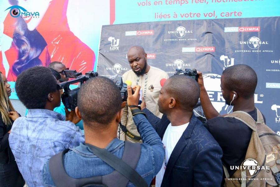 Moussa Soumbounou, Dg du2019Universal Music Africa, entend donner toute sa place u00e0 Abidjan, en tant que plaque tournante de la musique africaine.