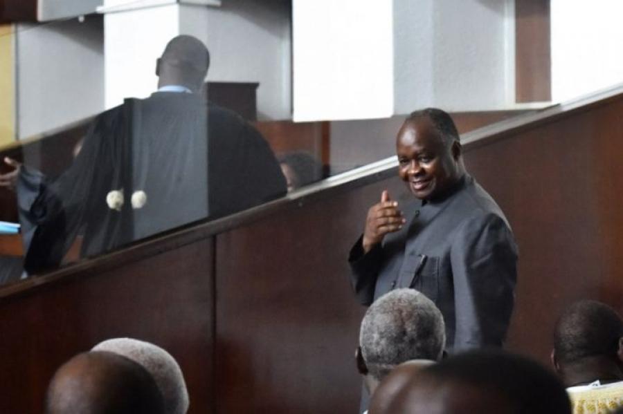 Hubert Oulaye condamné à 20 ans de prison se pourvoira en cassation