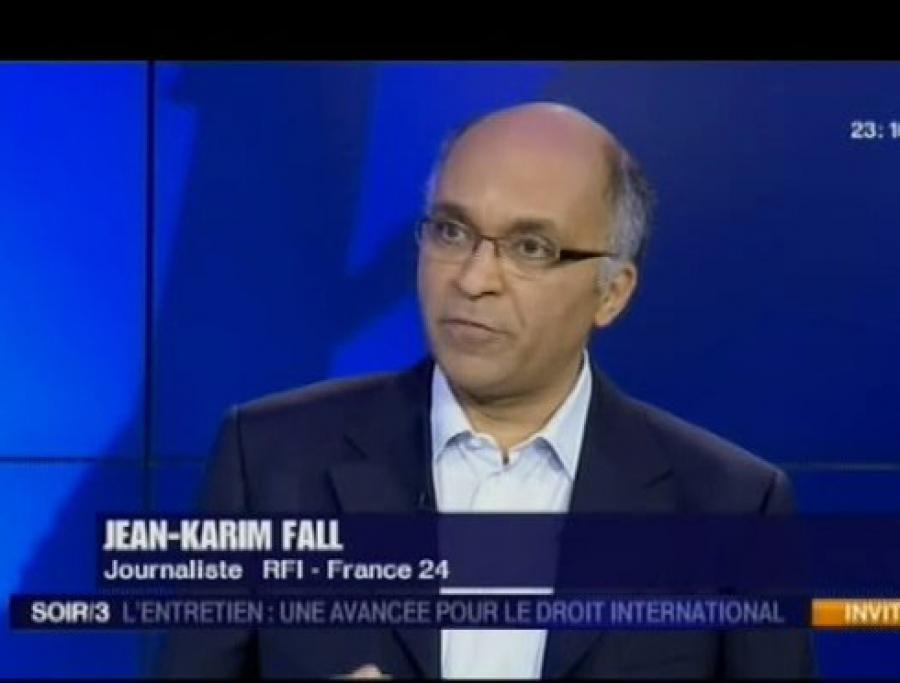 Médias : le journaliste Jean-Karim Fall est décédé