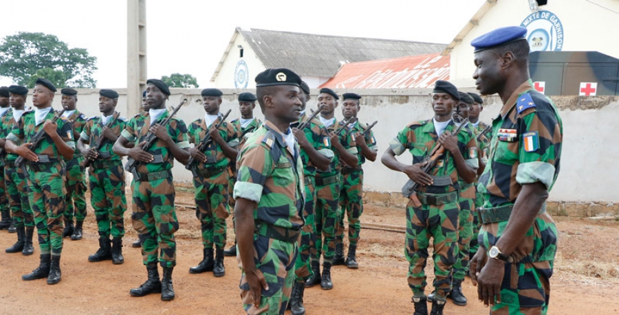 Mutins et autorités militaires ivoiriennes discutent à Bouaké