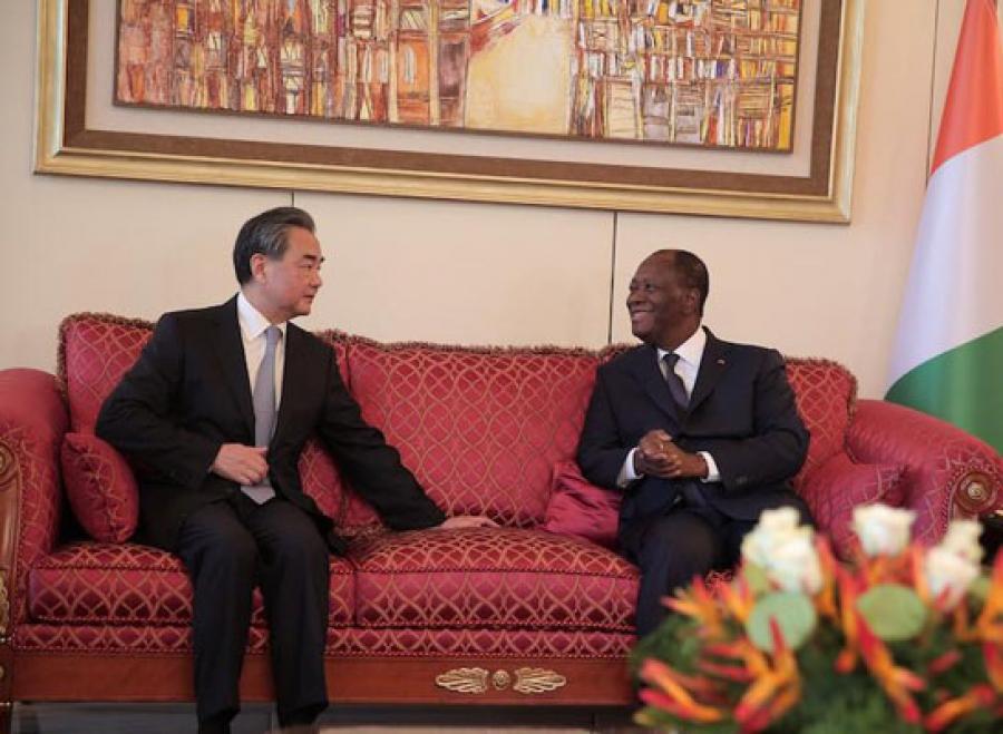Un pactole de 7 Milliards $ pour des projets — Chine-Côte d'Ivoire