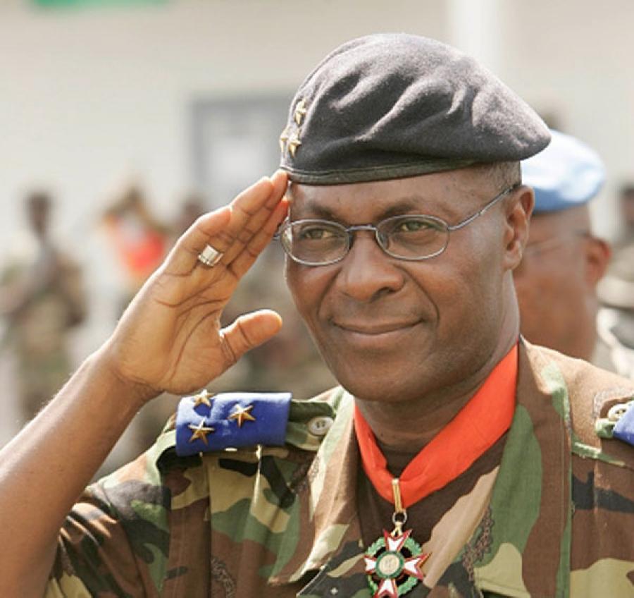 Décès de l'ancien chef d'état-major Mathias Doué — Côte d'Ivoire