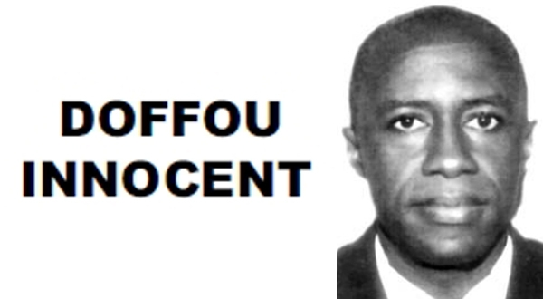 In memoriam: DOFFOU INNOCENT