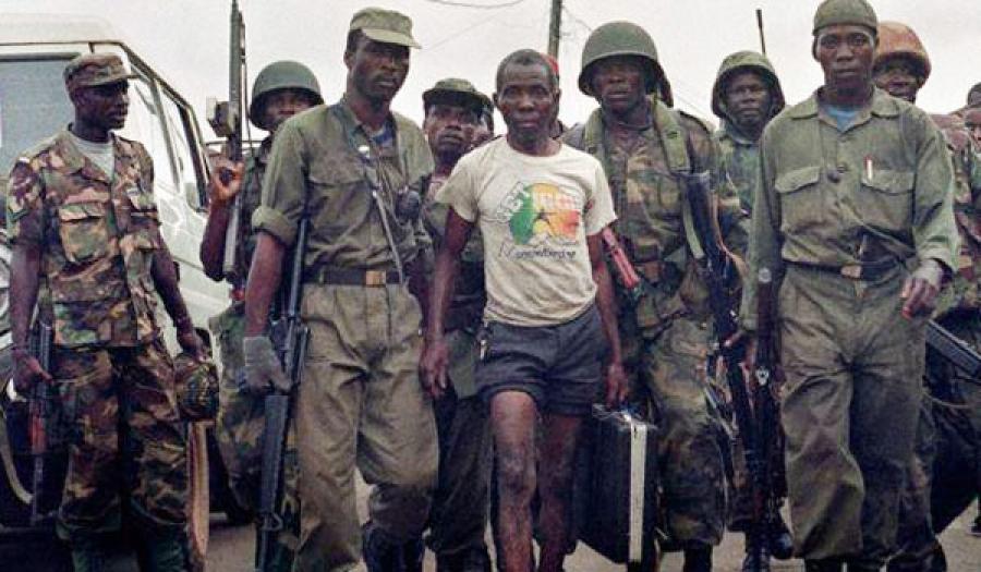 Etats-Unis : un ex-chef rebelle libérien écope de 30 ans