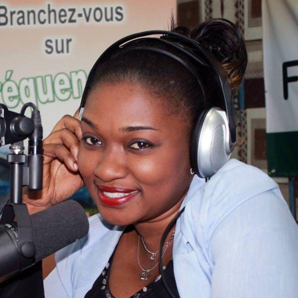 La chroniqueuse Marie Florence Grah nu2019est plus