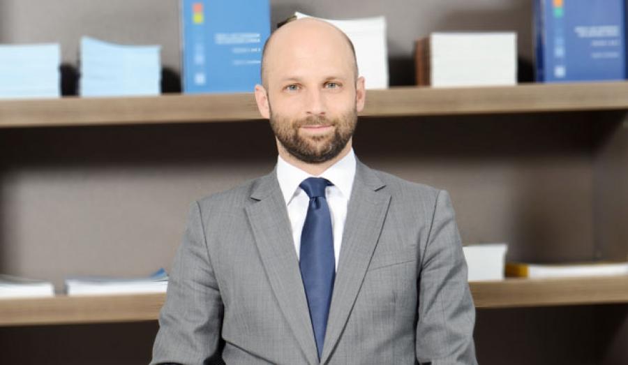 Florian Karner, repru00e9sentant ru00e9sident de la Konrad-Adenauer-Stiftung (Kas).