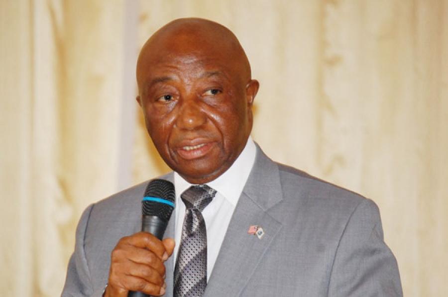 L'ancien footballeur George Weah élu président du Liberia