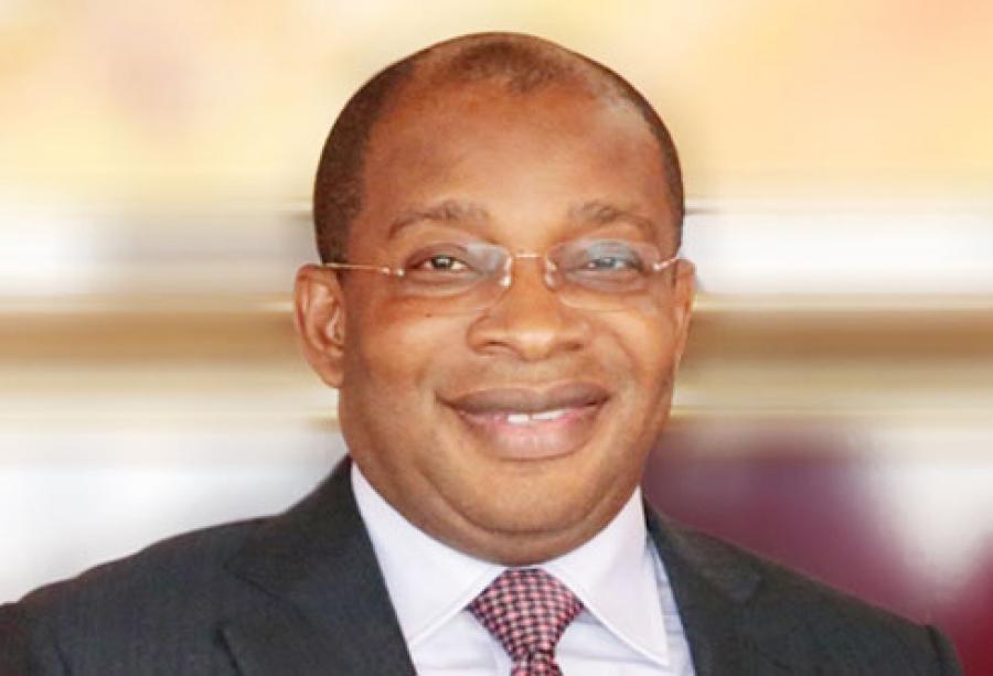 Siandou Fofana, ministre du Tourisme et des Loisirs.
