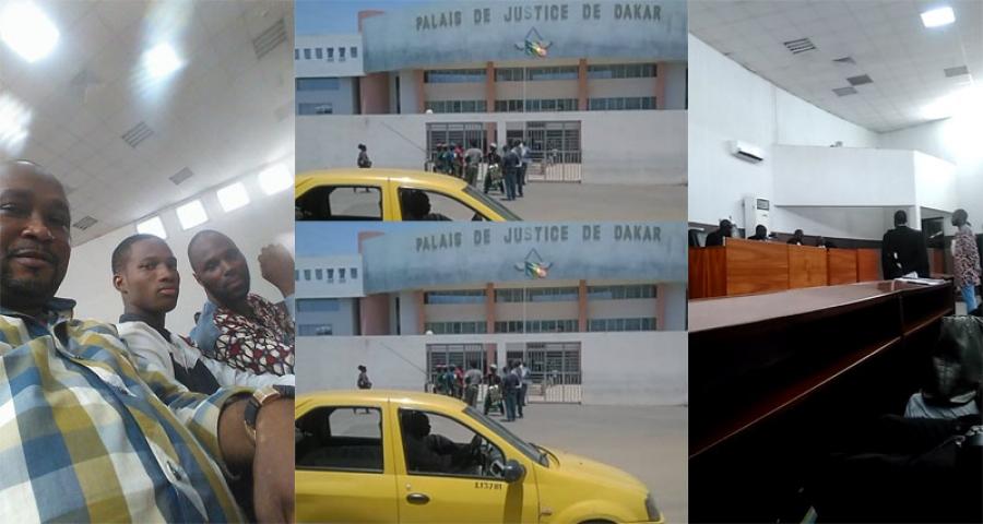 AUTODAFE D'UN BILLET DE 5000 F CFA : Kémi Séba libéré mais…