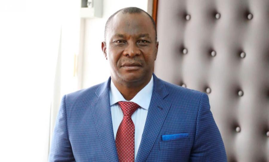 Kobenan Kouassi Adjoumani, ministre des Ressources animales et halieutiques.